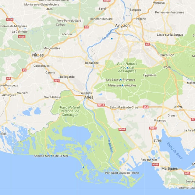 De la camargue aux alpilles votre itin raire nature stop avec hotelf1 - Hotel f1 salon de provence ...